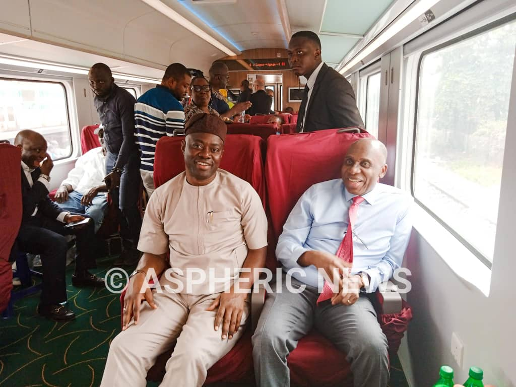 Oluseyi Abiodun Makinde & Ameachi-Asphericnews