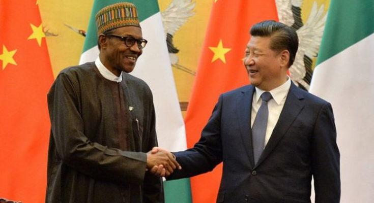 Buhari wishes chinese president happy new year