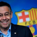 BARTOMEU RESIGNS AS BARCELONA PRESIDENT.