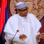 Buhari arrives Maiduguri